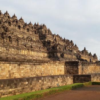 Borobudur, the World Heritage