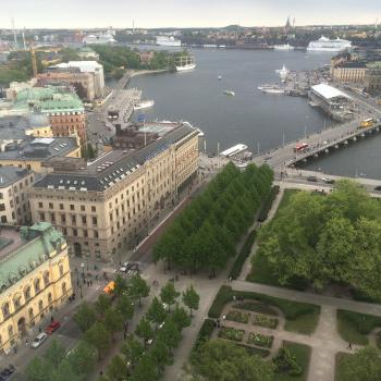 Kungsträdgården and Gamla Stan