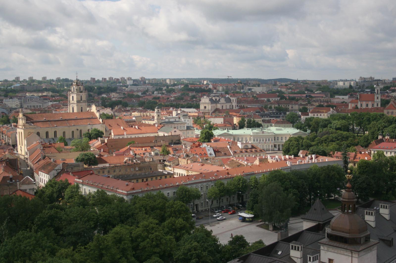 Vilnius, Riga, Tallinn