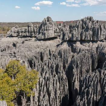 Tsingy of Bemaraha National Park