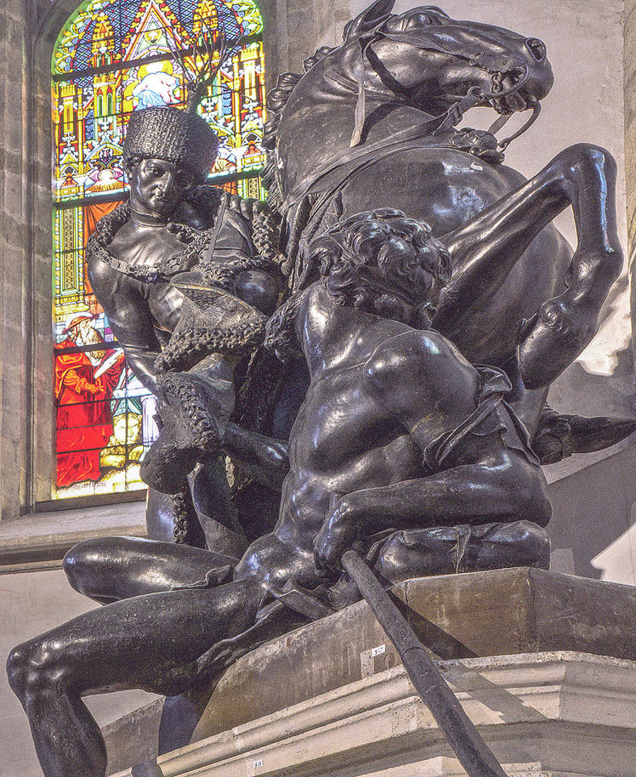 San Martino sul cavallo