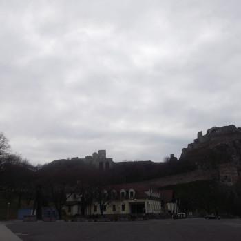 Castello di Devin dicembre 2019