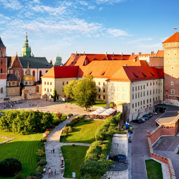 The Wawel Castle