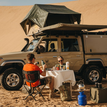 Techpro Self Drive Safaris