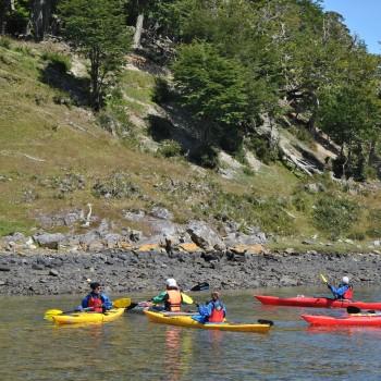 Kayak Journey Beagle Channel
