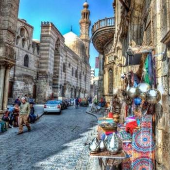 Old Cairo, Salah El-din Citadel and Khan Market