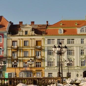 Union Square (Dom Platz), Timisoara