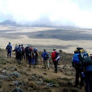 Kilimanjaro Climb-Machame