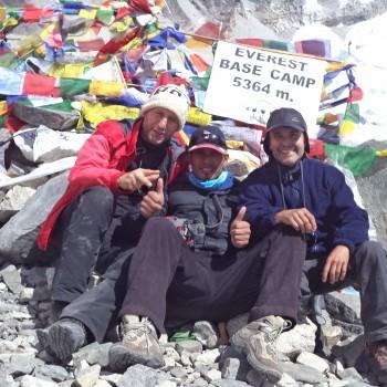Everest Bast Camp