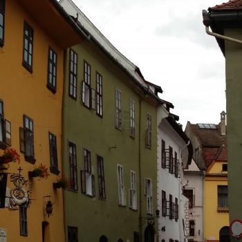 Street from citadel
