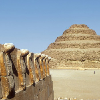 Day Tour in Giza and Saqqara