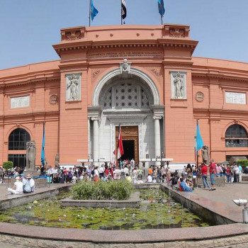 Giza and Egyptian Museum