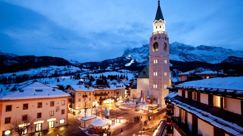 Nejlepší lyžařské střediska Cortina dAmprez.jpg