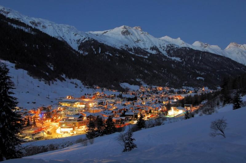 Nejlepší lyžařské středisko St Anton