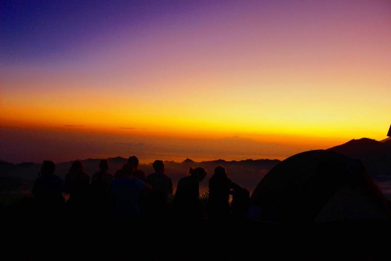 Best Indonesia Tour: Volcano Batur Sunset