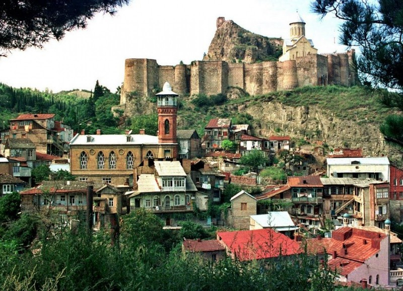 Tbilisi Naricala Fortress
