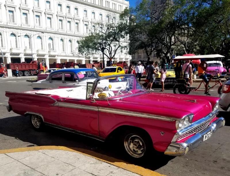 Things to Do In Cuba Havana Car Ride