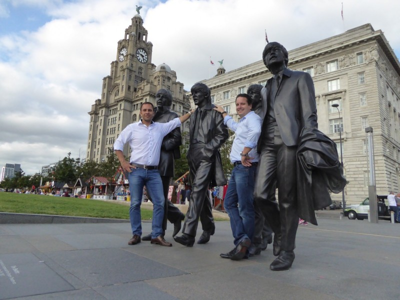 United Kingdom Tours: Liverpool