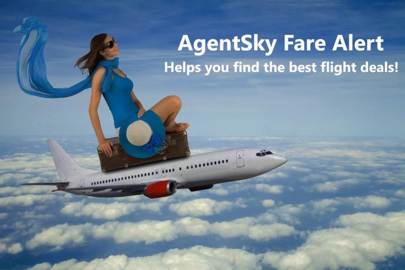 AgentSky Fare Alert