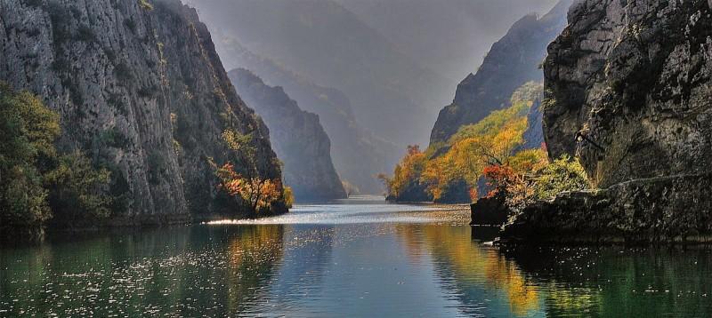 Descubra a Macedônia