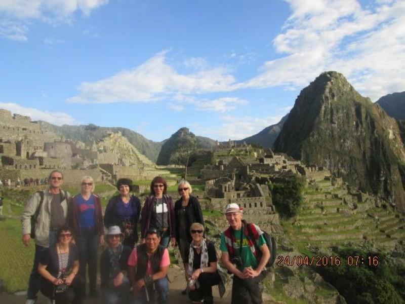 Descubra Peru