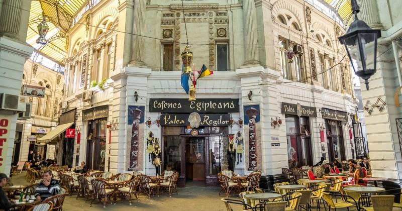 Исследуйте Румынию